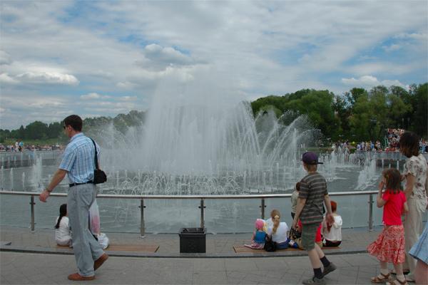 Москва, Царицыно